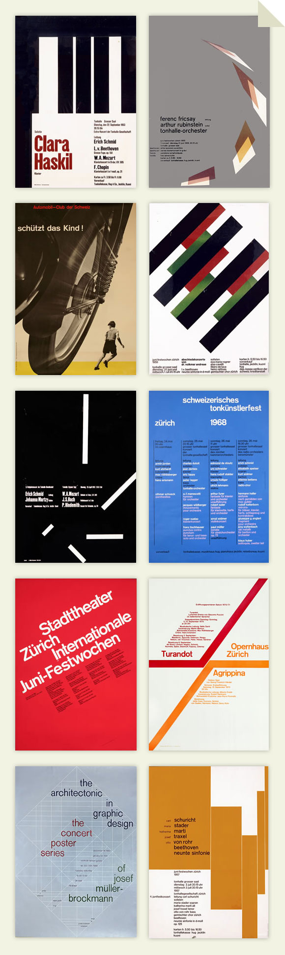 Brockmann Posters